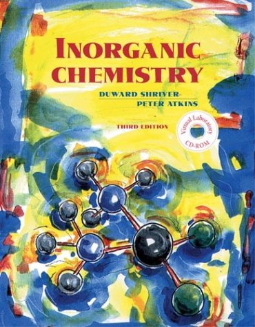 Inorganic Chemistry, Third Edition W/Cd
