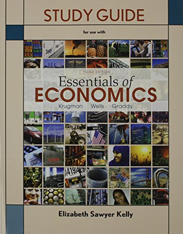 Study Guide For Essentials Of Economics