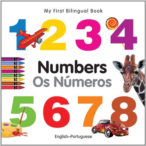 My First Bilingual Booknumbers (Englishportuguese)