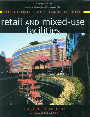 Building Type Basics For Retail And Mixed-Use Facilities