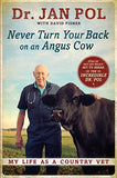 Never Turn Your Back On An Angus Cow