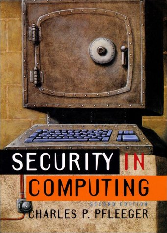 Security In Computing, Second Edition
