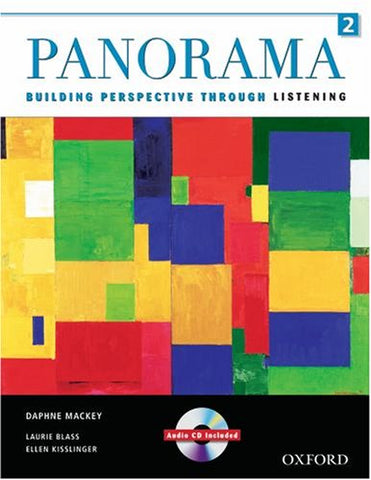 Panorama 2: Building Perspective Through Listening (Student Book)