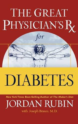 The Great Physician'S Rx For Diabetes (Rubin Series)