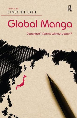 Global Manga: 'Japanese' Comics Without Japan?