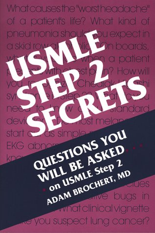 Usmle Step 2 Secrets, 1E