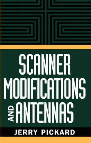 Scanner Modifications And Antennas