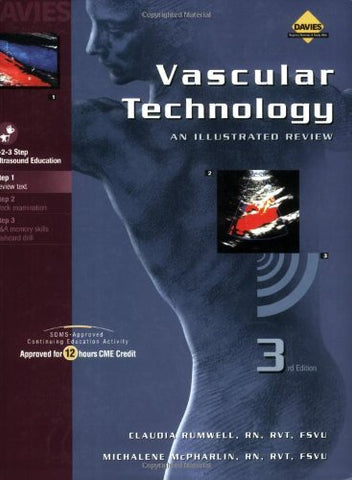 Vascular Technology: An Illustrated Review, Third Edition
