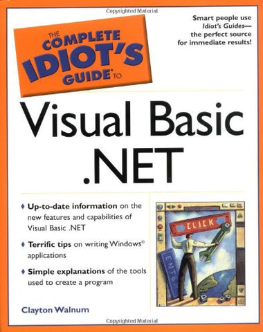 The Complete Idiot'S Guide(R) To Visual Basic .Net