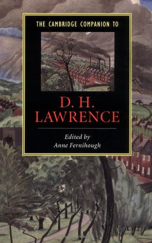 Camb Companion D.H. Lawrence (Cambridge Companions To Literature)