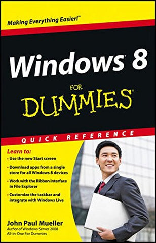 Windows 8 For Dummies Quick Reference
