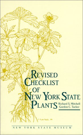 Revised Checklist Of New York State Plants (Bulletin Series No. 490)