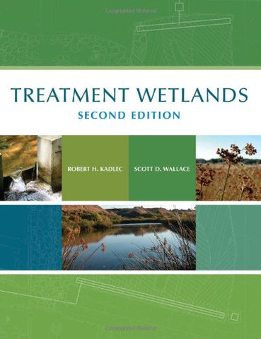 Treatment Wetlands, Second Edition