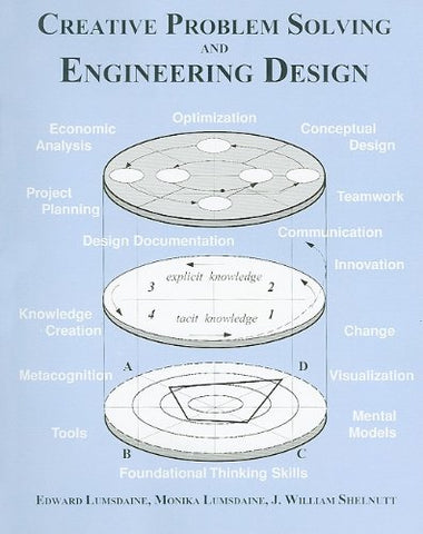 Lsc Creative Problem Solving And Engineering Design (With Free Cd Rom)