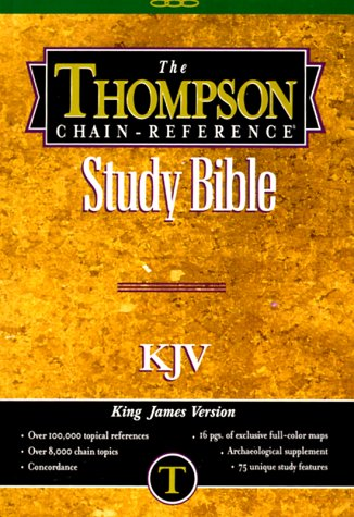 The Thompson Chain Reference Bible