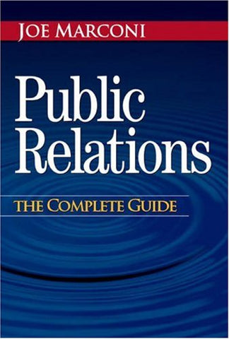 Public Relations The Complete Guide