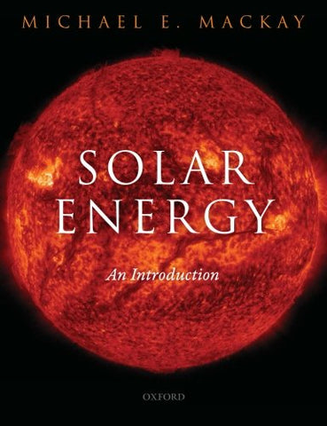 Solar Energy: An Introduction