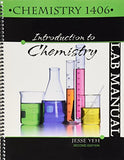 Chemistry 1406: Introduction To Chemistry Lab Manual