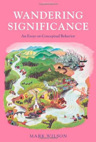Wandering Significance: An Essay On Conceptual Behaviour