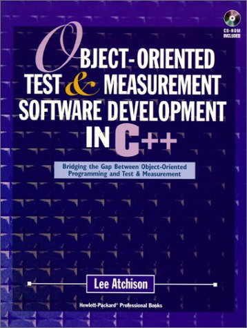Object-Oriented Test & Measurement Software Development In C++