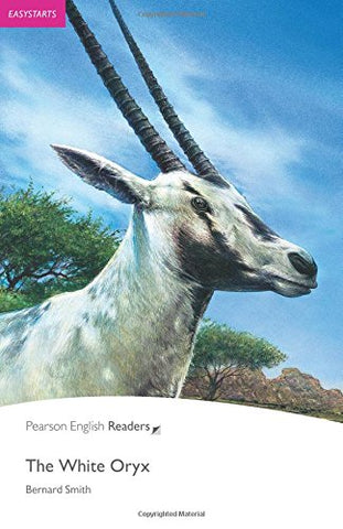Easystart: The White Oryx (2Nd Edition) (Penguin Readers)