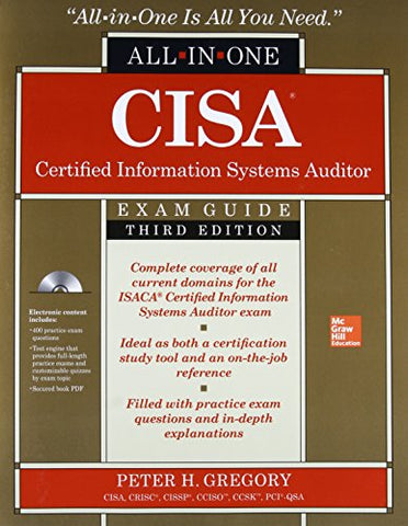 Cisa Certified Information Systems Auditor All-In-One Exam Guide, Third Edition