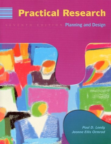 Practical Research: Planning And Design, 7Th Edition