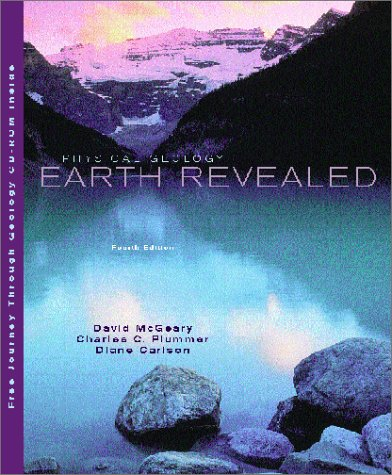 Physical Geology: Earth Revealed With Journey Through Geology Cd-Rom, Token, And Ready Notes