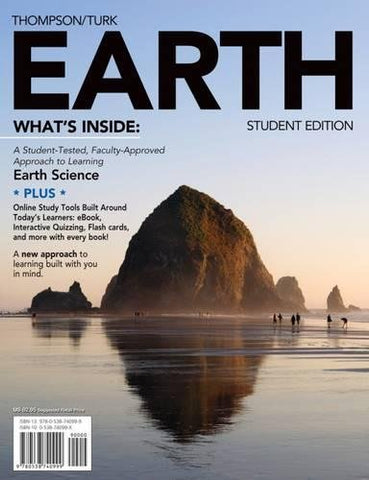 Earth (With Coursemate With Virtual Field Trips In Geology, Volume 1 Printed Access Card) (Available Titles Coursemate)