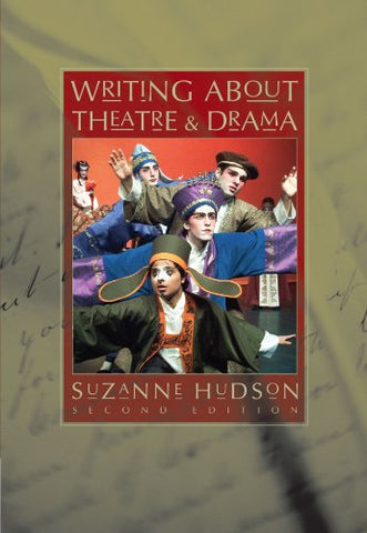 Writing About Theatre And Drama