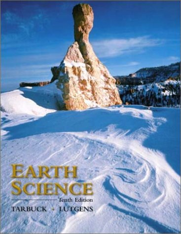 Earth Science (With Cd-Rom)