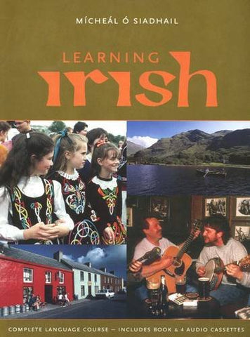 Learning Irish, Text, Audio, And Self-Tutor (Boxed Set)