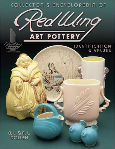 Redwing Art Pottery: Identification & Value Guide