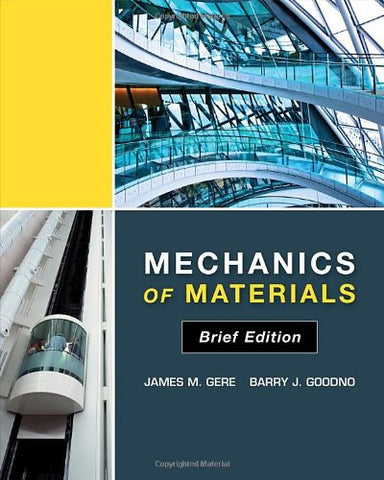 Mechanics Of Materials, Brief Edition