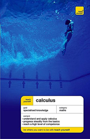 Calculus (Teach Yourself Educational)