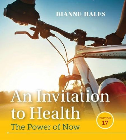 An Invitation To Health (Mindtap Course List)