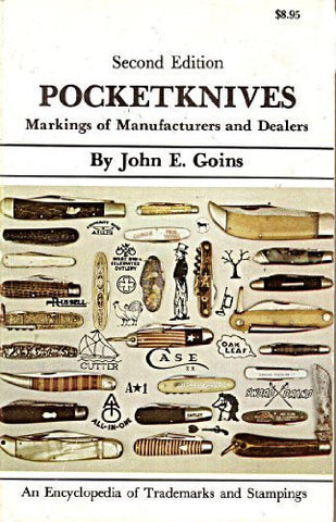 Pocketknives Markings And Manufacturers And Dealers