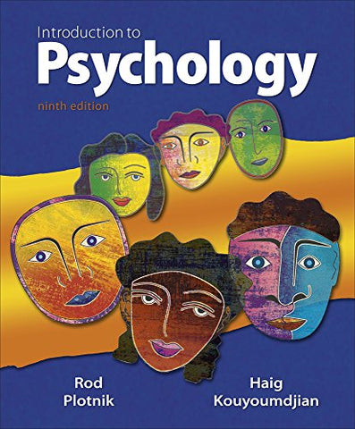 Cengage Advantage Books: Introduction To Psychology