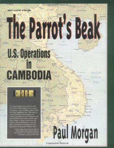 Parrot'S Beak: U.S. Operations In Cambodia