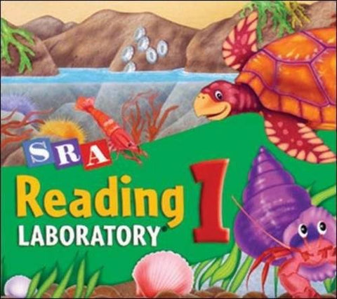 Reading Lab 1A, Complete Kit, Levels 1.2-3.5 (Reading Labs)
