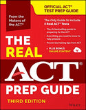 The Real Act Prep Guide (Book + Bonus Online Content), (Reprint) (Official Act Prep Guide)