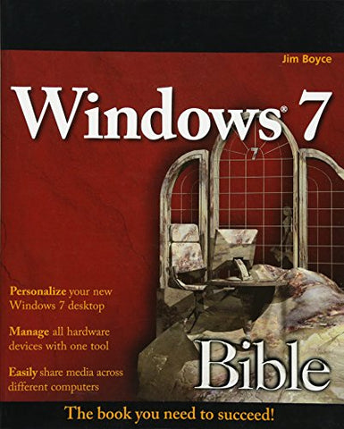 Windows 7 Bible