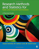 Research Methods And Statistics For Public And Nonprofit Administrators: A Practical Guide