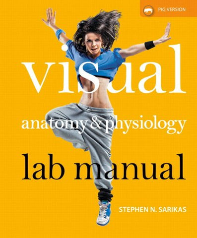 Visual Anatomy & Physiology Lab Manual, Pig Version Plus Masteringa&P - Access Card Package