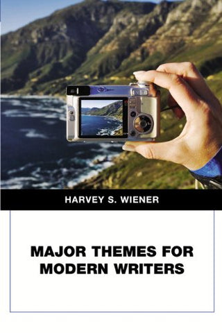 Major Themes For Modern Writers (Penguin Academics Series)