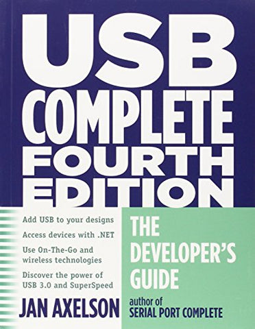 Usb Complete Fourth Edition : The Developer'S Guide (Complete Guides Series)