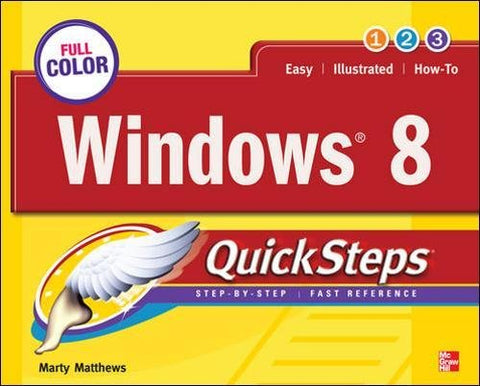 Windows 8 Quicksteps