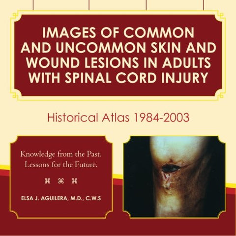 Images Of Common And Uncommon Skin And Wound Lesions In Adults With Spinal Cord Injury: Historical Atlas: 1984 - 2003