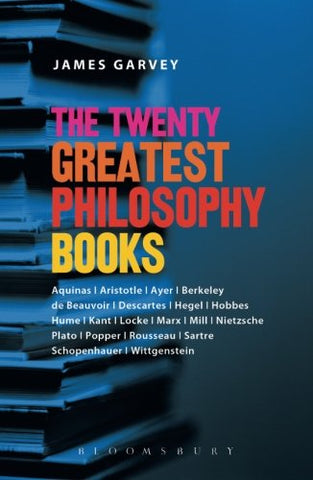 The Twenty Greatest Philosophy Books