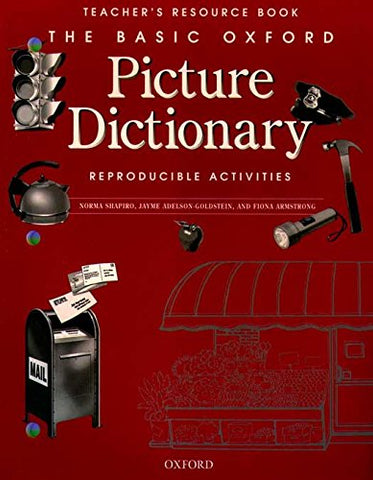 The Basic Oxford Picture Dictionary, 2Nd Edition: Teacher'S Resource Book Of Reproducible Activities